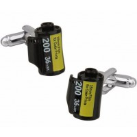 Photography Film Cufflinks