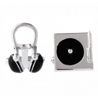 DJ Set Cufflinks